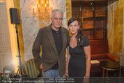 Die Öscars Buchpräsentation - Hotel Imperial - Mi 16.09.2015 - Klaus WILDBOLZ, Nadine VON V�HREN37