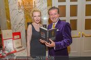 Die Öscars Buchpräsentation - Hotel Imperial - Mi 16.09.2015 - Christian REICHHOLD, Sunnyi MELLES4