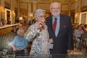 Die Öscars Buchpräsentation - Hotel Imperial - Mi 16.09.2015 - Lotte TOBISCH, Felix DVORAK44