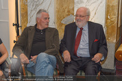 Die Öscars Buchpräsentation - Hotel Imperial - Mi 16.09.2015 - Klaus WILDBOLZ, Felix DVORAK46
