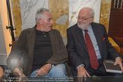 Die Öscars Buchpräsentation - Hotel Imperial - Mi 16.09.2015 - Klaus WILDBOLZ, Felix DVORAK47