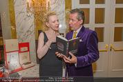 Die Öscars Buchpräsentation - Hotel Imperial - Mi 16.09.2015 - Christian REICHHOLD, Sunnyi MELLES5