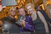 Die Öscars Buchpräsentation - Hotel Imperial - Mi 16.09.2015 - Wolfram PIRCHNER, Christian REICHHOLD, Sunnyi MELLES50
