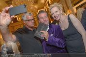 Die Öscars Buchpräsentation - Hotel Imperial - Mi 16.09.2015 - Wolfram PIRCHNER, Christian REICHHOLD, Sunnyi MELLES52