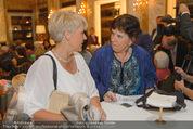 Die Öscars Buchpräsentation - Hotel Imperial - Mi 16.09.2015 - Lisbeth BISCHOF, Marianne KOHN55