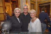 Die Öscars Buchpräsentation - Hotel Imperial - Mi 16.09.2015 - Wolfram PIRCHNER, Gabriela RICKLI, Lisbeth BISCHOF57