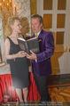 Die Öscars Buchpräsentation - Hotel Imperial - Mi 16.09.2015 - Christian REICHHOLD, Sunnyi MELLES7