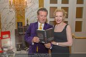 Die Öscars Buchpräsentation - Hotel Imperial - Mi 16.09.2015 - Christian REICHHOLD, Sunnyi MELLES8