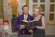 Die Öscars Buchpräsentation - Hotel Imperial - Mi 16.09.2015 - Christian REICHHOLD, Sunnyi MELLES9