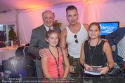 Starnacht Wachau - Wachau - Sa 19.09.2015 - Andreas GABALIER, Erwin PR�LL, Enkelin Anna-Maria, Verena10