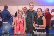 Starnacht Wachau - Wachau - Sa 19.09.2015 - Thorsteinn EINARSSON, Astrid HALLBAUER mit Tochter Anna-Maria4