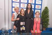 Starnacht Wachau - Wachau - Sa 19.09.2015 - Conchita WURST, Astrid HALLBAUER mit Tochter Anna-Maria57