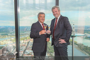 Barman of the Year - Melia Restaurant DC Tower - Mo 21.09.2015 - Walter WALLNER, Rainer HUSAR17