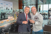 Barman of the Year - Melia Restaurant DC Tower - Mo 21.09.2015 - Rainer HUSAR, Andy Lee LANG25