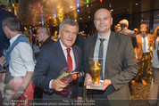 Barman of the Year - Melia Restaurant DC Tower - Mo 21.09.2015 - Rainer HUSAR, Andreas TRATTNER252
