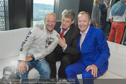 Barman of the Year - Melia Restaurant DC Tower - Mo 21.09.2015 - Andy LEE LANG, Dieter CHMELAR, Ossi SCHELLMANN37