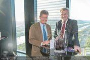 Barman of the Year - Melia Restaurant DC Tower - Mo 21.09.2015 - Kari HOHENLOHE, Walter WALLNER58