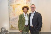 Vienna Contemporary - Marx Halle - Mi 23.09.2015 - Arabella KIESBAUER, Florens EBLINGER1