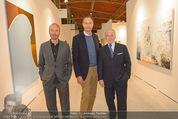 Vienna Contemporary - Marx Halle - Mi 23.09.2015 - Erwin WURM, Andreas Mailath POKORNY, Wolfgang ROSAM10