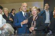 Vienna Contemporary - Marx Halle - Mi 23.09.2015 - Gerald MATT, Karin BERGMANN32