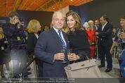 Vienna Contemporary - Marx Halle - Mi 23.09.2015 - Wolfgang und Angelika ROSAM36