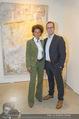 Vienna Contemporary - Marx Halle - Mi 23.09.2015 - Arabella KIESBAUER, Florens EBLINGER5