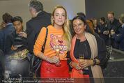 Vienna Contemporary - Marx Halle - Mi 23.09.2015 - Marina H�RMANSEDER mit Mutter46