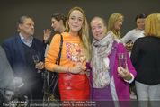 Vienna Contemporary - Marx Halle - Mi 23.09.2015 - Marina H�RMANSEDER, Agnes HUSSLEIN47
