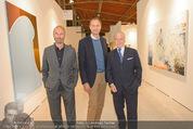 Vienna Contemporary - Marx Halle - Mi 23.09.2015 - Erwin WURM, Andreas Mailath POKORNY, Wolfgang ROSAM9