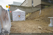 Ronald McDonald Baugrundübergabe - 1090 Wien - Do 24.09.2015 - 2