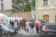 Ronald McDonald Baugrundübergabe - 1090 Wien - Do 24.09.2015 - 30