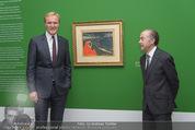 Edvard Munch Ausstellung - Albertina - Do 24.09.2015 - Klaus Albrecht SCHR�DER, Ben FRIJA3
