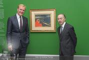 Edvard Munch Ausstellung - Albertina - Do 24.09.2015 - Klaus Albrecht SCHR�DER, Ben FRIJA4