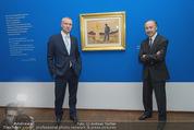 Edvard Munch Ausstellung - Albertina - Do 24.09.2015 - Klaus Albrecht SCHR�DER, Ben FRIJA7