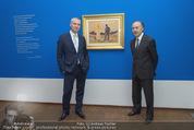 Edvard Munch Ausstellung - Albertina - Do 24.09.2015 - Klaus Albrecht SCHR�DER, Ben FRIJA8