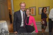 Edvard Munch Ausstellung - Albertina - Do 24.09.2015 - Klaus Albrecht und Nina SCHR�DER84
