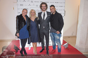 Fashion for Charity - Bestseller Headquarter - Do 24.09.2015 - Ines MERZA, Uschi FELLNER, Sven Hugo JOOSTEN (Countrymanager Bes19