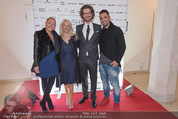 Fashion for Charity - Bestseller Headquarter - Do 24.09.2015 - Ines MERZA, Uschi FELLNER, Sven Hugo JOOSTEN (Countrymanager Bes20