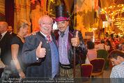 Almdudler Trachtenprächenball - Rathaus - Fr 25.09.2015 - Thomas KLEIN, Michael H�UPL135