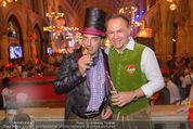 Almdudler Trachtenprächenball - Rathaus - Fr 25.09.2015 - Thomas KLEIN, Gerhard SCHILLING171