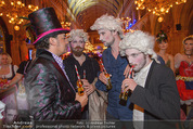 Almdudler Trachtenprächenball - Rathaus - Fr 25.09.2015 - Thomas KLEIN, Johann Sebastian BASS183