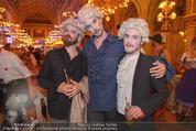 Almdudler Trachtenprächenball - Rathaus - Fr 25.09.2015 - Johann Sebastian BASS186
