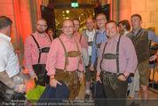 Almdudler Trachtenprächenball - Rathaus - Fr 25.09.2015 - 26