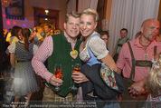 Almdudler Trachtenprächenball - Rathaus - Fr 25.09.2015 - Claus HOFMANN-CREDNER, Giulia SIEGEL292