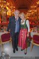 Almdudler Trachtenprächenball - Rathaus - Fr 25.09.2015 - Michael H�UPL mit Ehefrau Barbara H�RNLEIN-H�UPL79