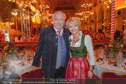 Almdudler Trachtenprächenball - Rathaus - Fr 25.09.2015 - Michael H�UPL mit Ehefrau Barbara H�RNLEIN-H�UPL80