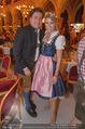 Almdudler Trachtenprächenball - Rathaus - Fr 25.09.2015 - Sabine MORD, Gerald LOHO87