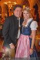 Almdudler Trachtenprächenball - Rathaus - Fr 25.09.2015 - Sabine MORD, Gerald LOHO88