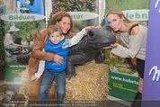 Milka - lila liebt grün - Palmenhaus - Fr 25.09.2015 - Maya HAKVOORT mit Sohn James, Patrizia KAISER63