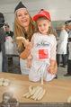 Promi Brioche Flechtwettbewerb - Brotwax - Mo 28.09.2015 - Martina KAISER mit Tochter Kiana19